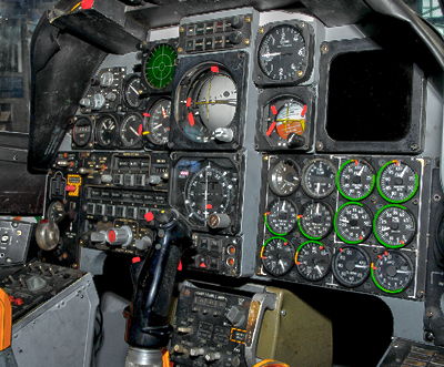 Airplane Instrumentation
