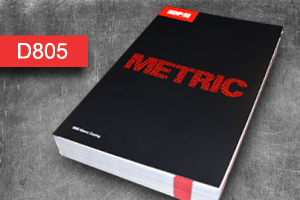 D805 Master Catalog of Metric Automation & Drive Components