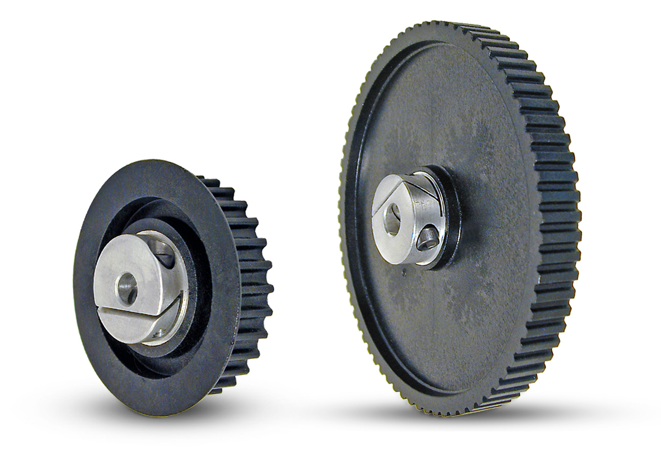 Xl Timing Belt Pulleys Manufactured By Sdp Si Aluminum Stock 1 5 Pitch