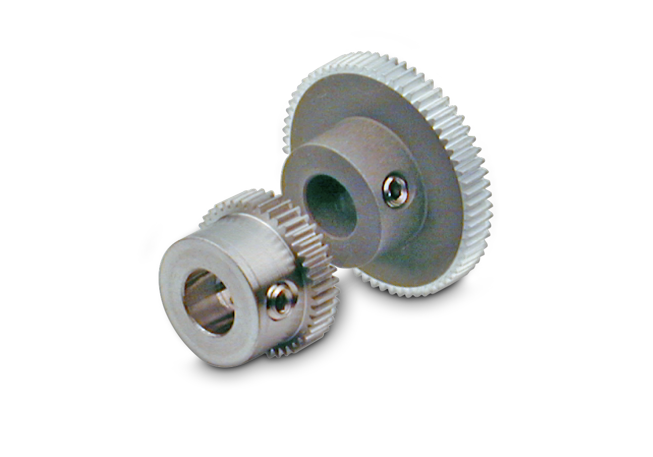 Precision & Commercial 48 Pitch Spur Gears | SDP/SI