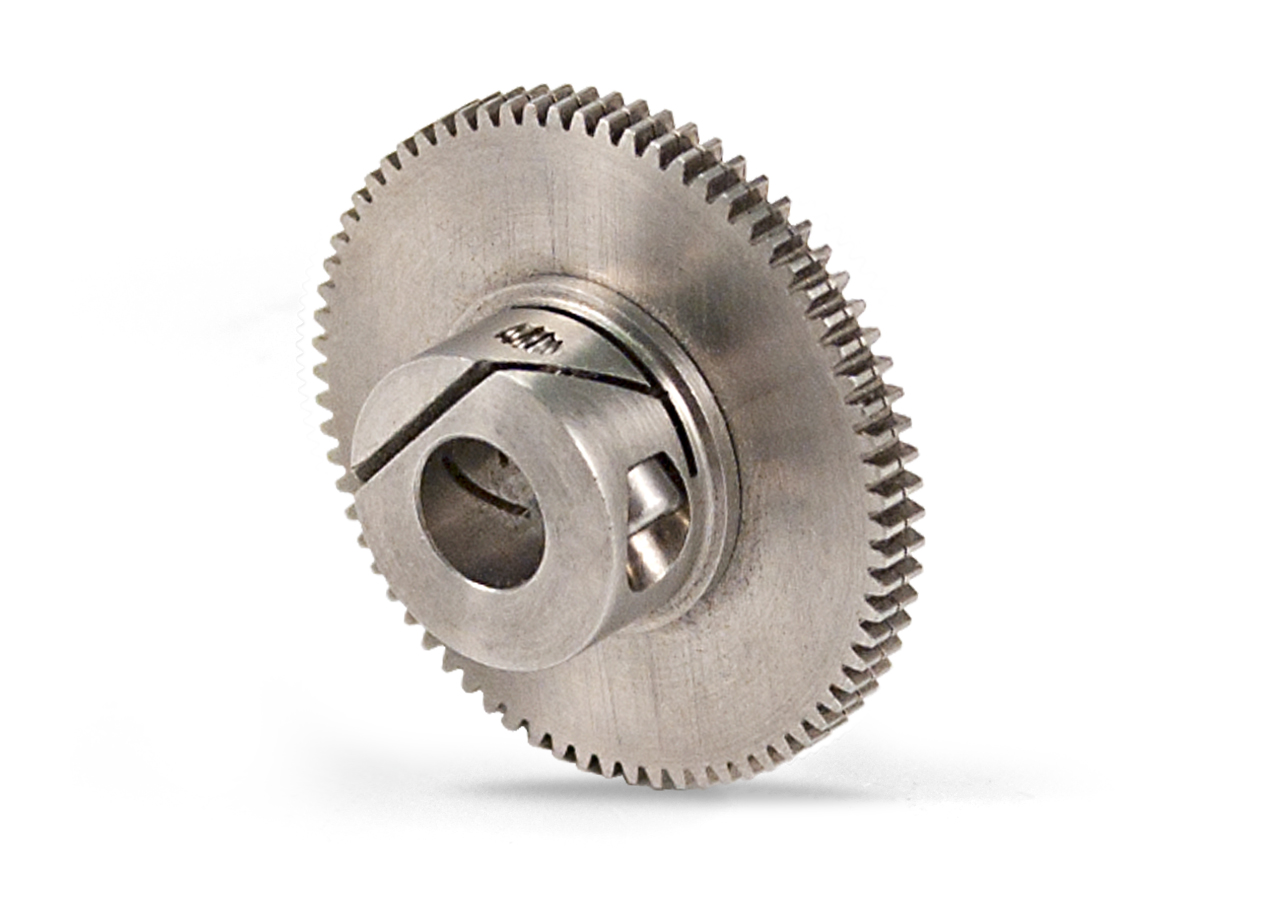 precision anti backlash gears manufactured by sdp si