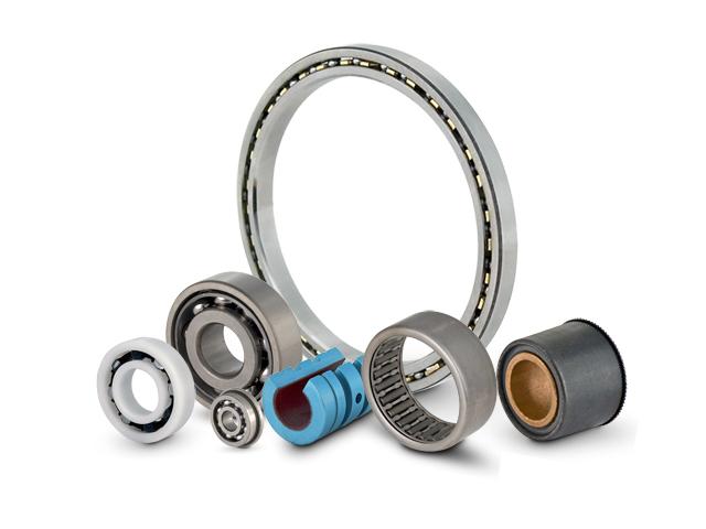 Precision Metal Ball Bearings and Plastic Bearings for