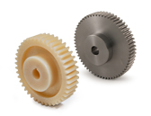 Commercial and Precision Spur Gears