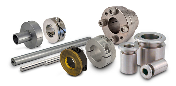 Precision Ground Shafting and Shaft Accessories