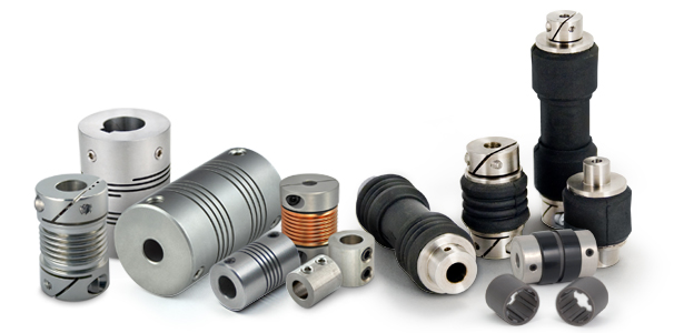 Couplings, Universal Joints, and Flexible Shafts from SDP-SI