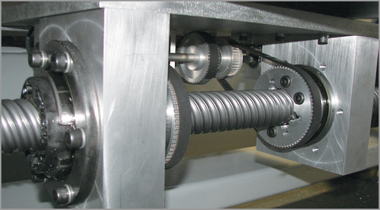 Ball screw and Nut Assembly