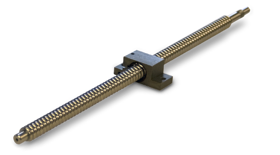 Metrtc Ball Screws