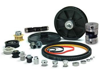 Stock Drive Products Timing Belts and Timing Belt Pulleys